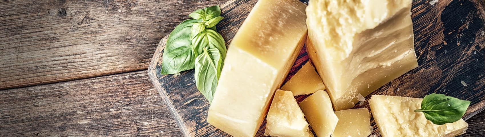 Parmigiano Regiano: Frescura, Sabor, Olor Y Textura Al #EstiloPiada