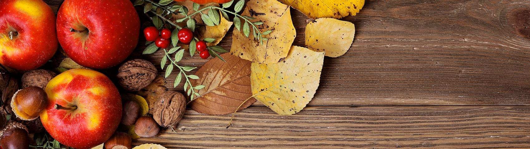 ¿Sabes Cuáles Son Los Alimentos Estrella Del Otoño?